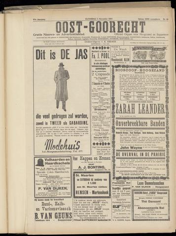 (Volksblad) Oost-Goorecht en Omstreken nl 1938-11-05