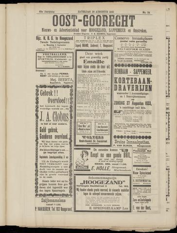 (Volksblad) Oost-Goorecht en Omstreken nl 1933-08-26