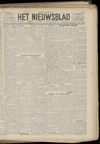 Het Nieuwsblad nl 1947-11-01