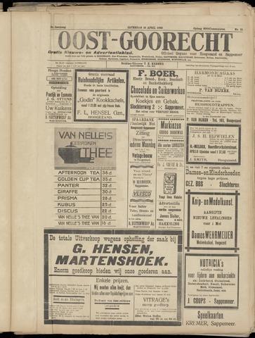 (Volksblad) Oost-Goorecht en Omstreken nl 1932-04-16