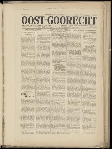 (Volksblad) Oost-Goorecht en Omstreken nl 1941-08-16