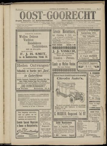 (Volksblad) Oost-Goorecht en Omstreken nl 1925-10-10