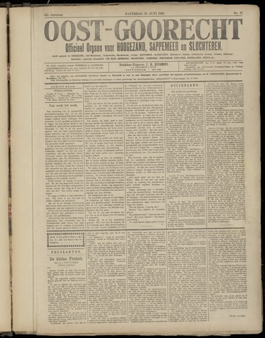 (Volksblad) Oost-Goorecht en Omstreken nl 1921-06-18