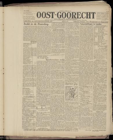 (Volksblad) Oost-Goorecht en Omstreken nl 1946-02-16