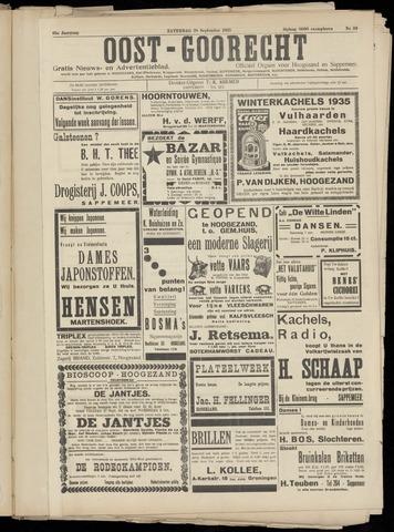 (Volksblad) Oost-Goorecht en Omstreken nl 1935-09-21