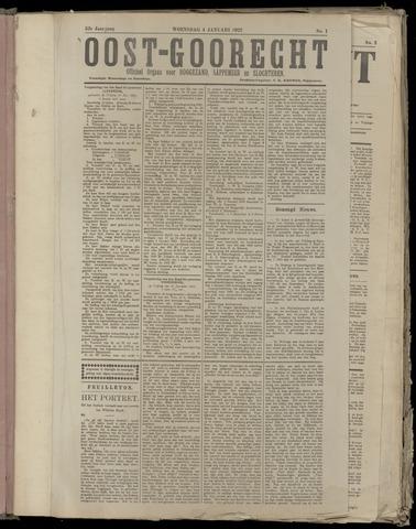 (Volksblad) Oost-Goorecht en Omstreken nl 1922