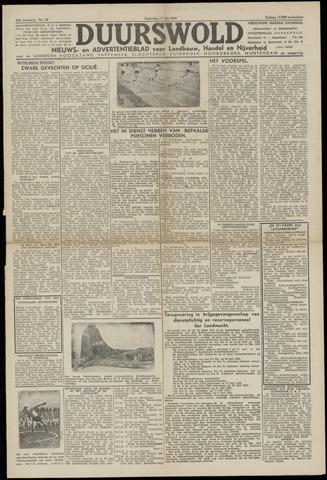 Nieuws- en Advertentieblad, Duurswold nl 1943-07-17