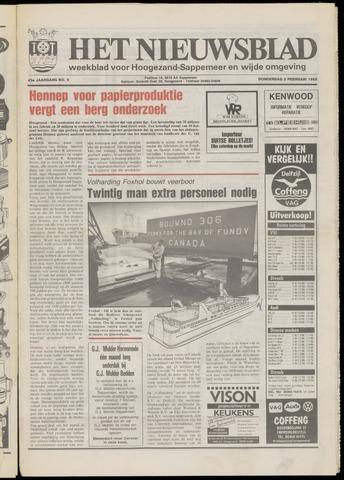 Het Nieuwsblad nl 1989-02-02