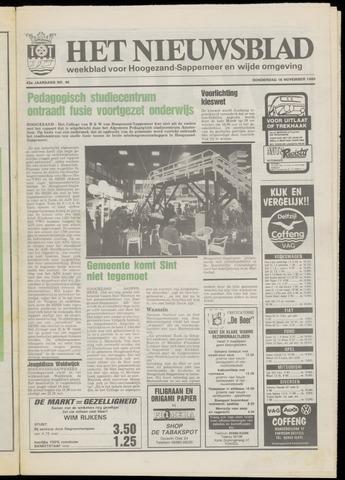Het Nieuwsblad nl 1989-11-16