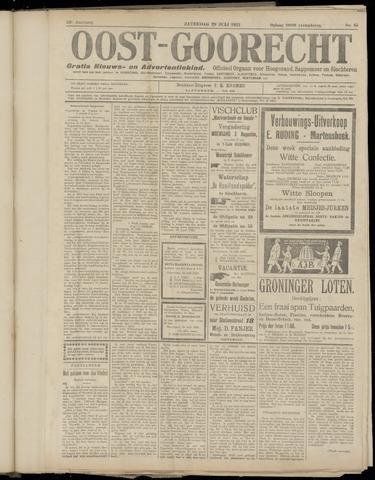 (Volksblad) Oost-Goorecht en Omstreken nl 1922-07-29
