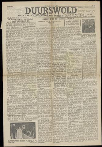 Nieuws- en Advertentieblad, Duurswold nl 1943-12-18