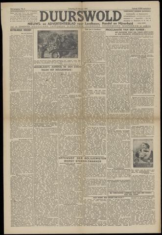 Nieuws- en Advertentieblad, Duurswold nl 1943-02-27