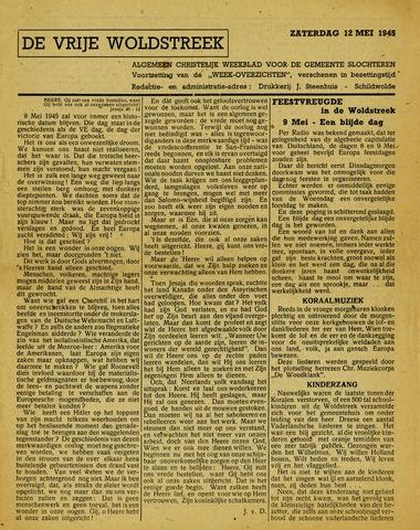 De vrije Woldstreek, Schildwolde nl 1945-05-12