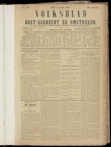 (Volksblad) Oost-Goorecht en Omstreken nl 1892-05-15