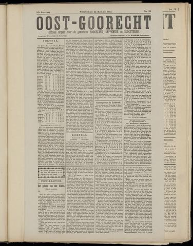 (Volksblad) Oost-Goorecht en Omstreken nl 1922-04-08
