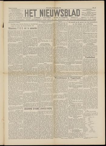 Het Nieuwsblad nl 1949-11-16