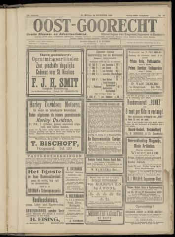 (Volksblad) Oost-Goorecht en Omstreken nl 1925-11-14