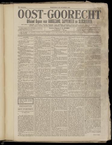 (Volksblad) Oost-Goorecht en Omstreken nl 1921-10-26