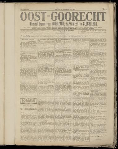 (Volksblad) Oost-Goorecht en Omstreken nl 1922-02-04