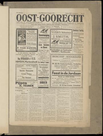 (Volksblad) Oost-Goorecht en Omstreken nl 1941-01-11
