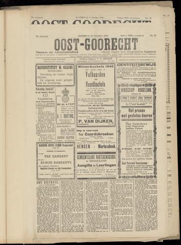 (Volksblad) Oost-Goorecht en Omstreken nl 1940-09-14