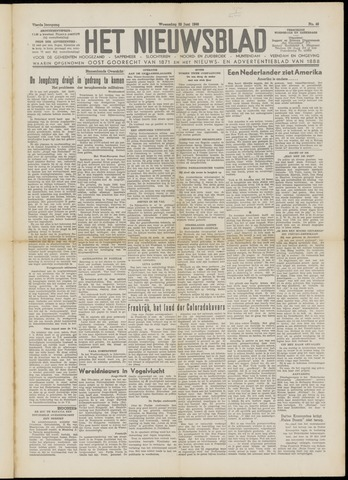 Het Nieuwsblad nl 1949-06-22