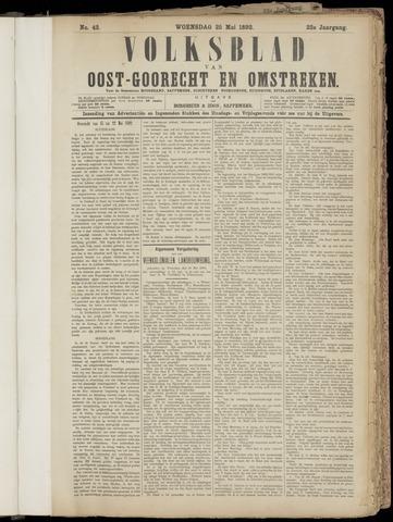 (Volksblad) Oost-Goorecht en Omstreken nl 1892-05-25