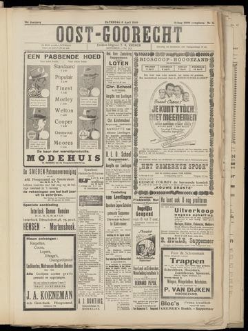 (Volksblad) Oost-Goorecht en Omstreken nl 1940-04-06