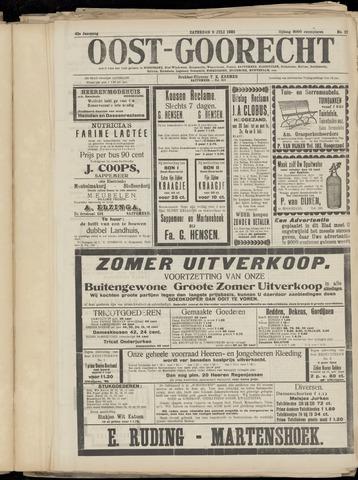 (Volksblad) Oost-Goorecht en Omstreken nl 1932-07-09