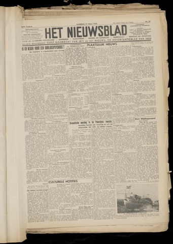 Het Nieuwsblad nl 1948-03-27
