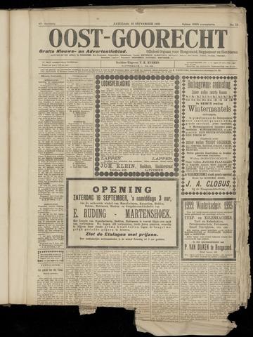 (Volksblad) Oost-Goorecht en Omstreken nl 1922-09-16