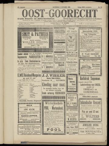 (Volksblad) Oost-Goorecht en Omstreken nl 1926-10-09