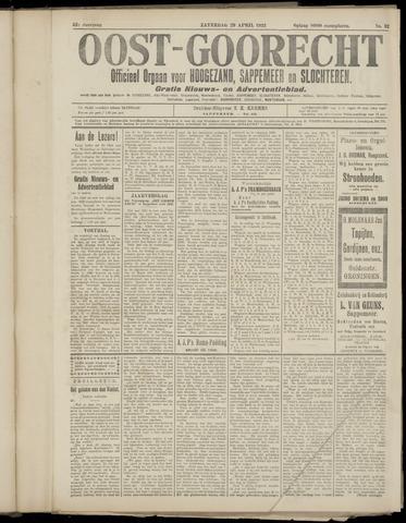 (Volksblad) Oost-Goorecht en Omstreken nl 1922-05-06