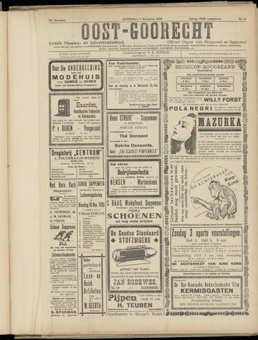 (Volksblad) Oost-Goorecht en Omstreken nl 1936-11-07
