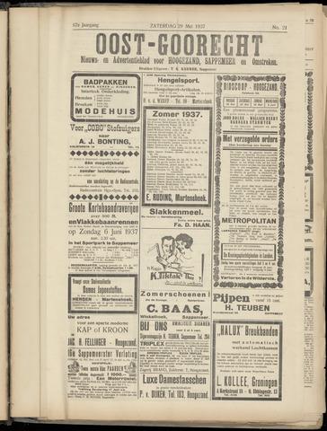 (Volksblad) Oost-Goorecht en Omstreken nl 1937-05-29
