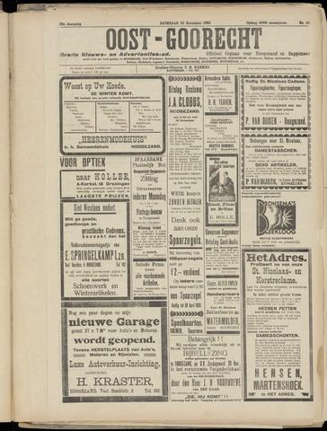 (Volksblad) Oost-Goorecht en Omstreken nl 1932-11-19