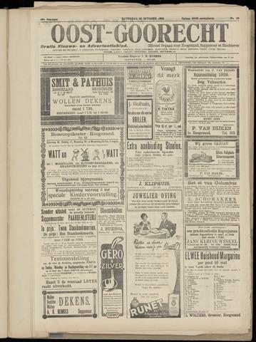 (Volksblad) Oost-Goorecht en Omstreken nl 1926-10-16