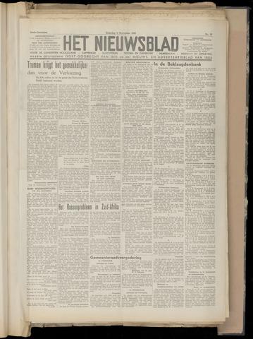 Het Nieuwsblad nl 1948-11-06
