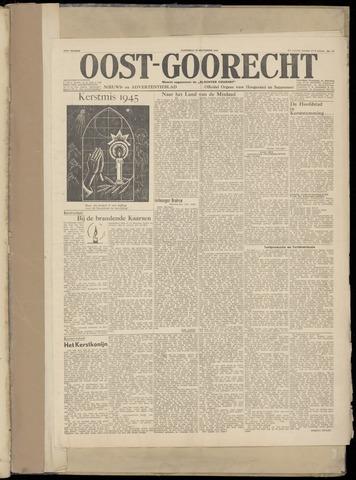 (Volksblad) Oost-Goorecht en Omstreken nl 1945-12-22