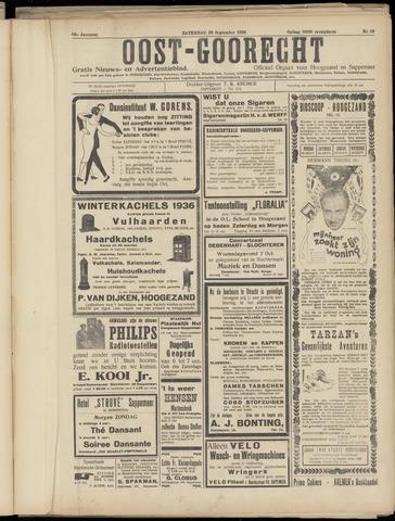 (Volksblad) Oost-Goorecht en Omstreken nl 1936-09-26
