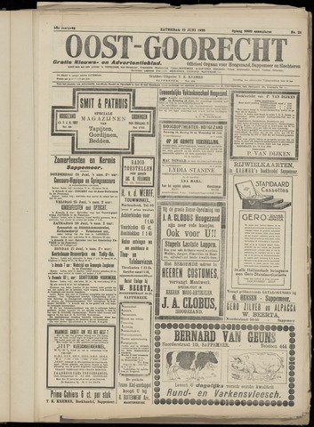 (Volksblad) Oost-Goorecht en Omstreken nl 1926-06-19