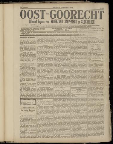 (Volksblad) Oost-Goorecht en Omstreken nl 1921-08-03