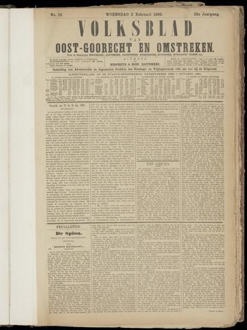 (Volksblad) Oost-Goorecht en Omstreken nl 1892-02-03