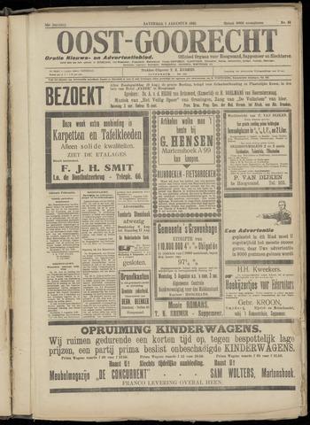 (Volksblad) Oost-Goorecht en Omstreken nl 1925-08-01
