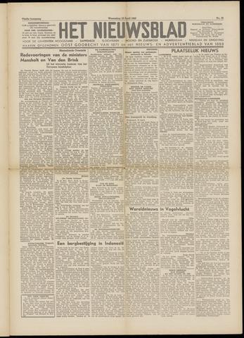 Het Nieuwsblad nl 1949-04-13