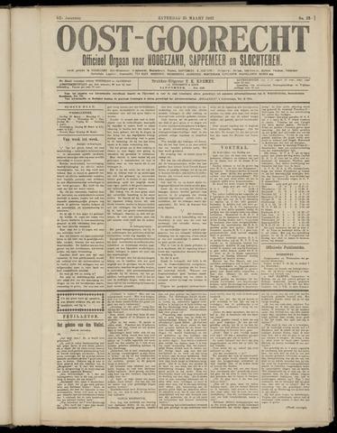 (Volksblad) Oost-Goorecht en Omstreken nl 1922-04-15