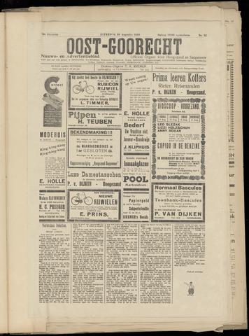(Volksblad) Oost-Goorecht en Omstreken nl 1940-08-10