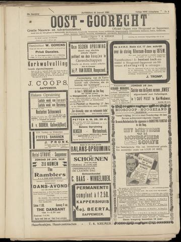 (Volksblad) Oost-Goorecht en Omstreken nl 1936-01-25