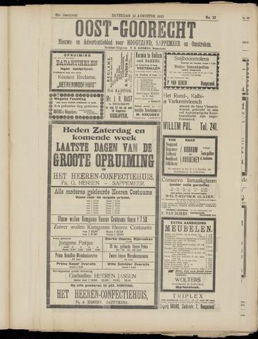 (Volksblad) Oost-Goorecht en Omstreken nl 1933-08-12