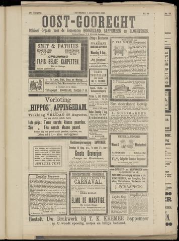 (Volksblad) Oost-Goorecht en Omstreken nl 1926-08-07